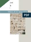 IRF Tisha B'Av Final
