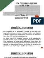 Organizacion de Datos en La Bioestadistica