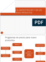 El Precio en El Marketing Mix