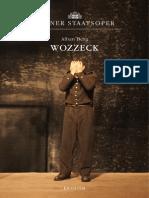 Programm Wozzeck En