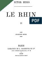 Le Rhin, Tome II