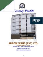 Arrow Jeans (Pvt) Ltd