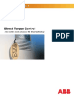 Direct Torque Control