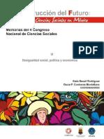 CAPÍTULO VI. Desigualdad Social, Política y Económica-Najera-Agenda Étnico-Indígena y Desarrollo