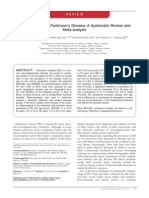 Prevalencia PD, Mov Disord2014