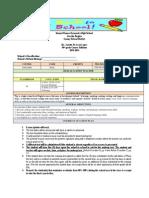 Course Syllabus 10mo. 2014-2015