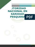 Autoridad Nacional en Sanidad Pesquera