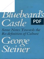 Steiner, George - In Bluebeard's Castle (Yale, 1971)