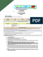 Course Syllabus 12mo. 2014-2015