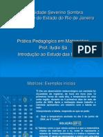 05 Uma Possivel Introducao Ao Estudo Das Matrizes