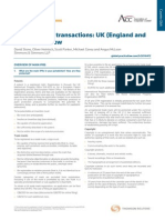 UK IP in Business Transactions
