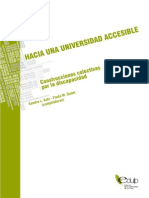Katz y Danel (Comp) (2011)Hacia Una Universidad Accesible