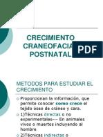 Crecimiento Postnatal