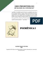 Apostila de Poimênica I Rev. Gildásio