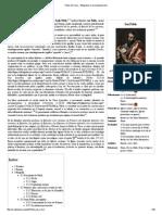 Pablo de Tarso - Wikipedia, La Enciclopedia Libre