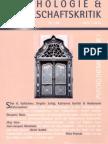 Psychotherapiekritik 1 (P&G 149)