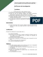 Componentes Del Proceso de Investigación by Balbino Suazo Qde