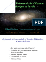 El Universo y El Big Bang