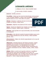 Diccionario+cetrero