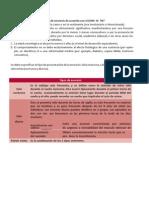 CRITERIOS DSM IV - Trastornos Por Eliminacion