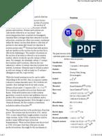 Neutron - Wikipedia, The Free Encyclopedia