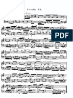 The Well Tempered Clavier II - Prelude & Fugue_20