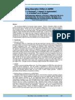 Modeling Absorption Chillers in ASPEN