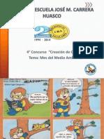Comics Concurso Cra