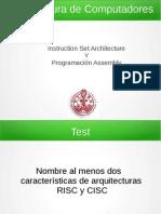 2 ISA Assembly
