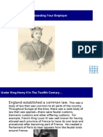 King Henry II and Understanding Your Employer