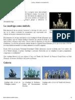 Cuadriga - Wikipedia, La Enciclopedia Libre