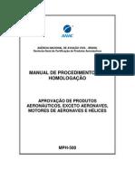 Requisito de Homologação Peças Aeronauticas