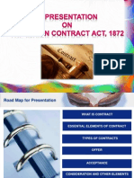 Indian Contract Act Ppt