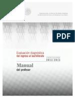 3. Manual Del Profesor_curso Propedéutico_2014-2015