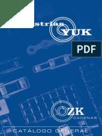 Catálogo YUK Cadenas