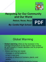 The Environment-high School STLP