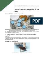 Por que son tan exorbitantes los precios de las nuevas medicinas.docx