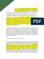 Definición de aprendizaje colaborativo.doc