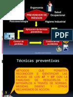 1- TECNICAS PREVENTIVAS