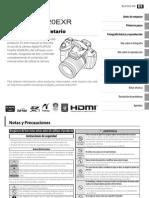 Finepix Hs20exr Manual Es