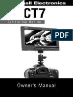 CT7 Manual