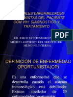 Principales Infecciones Oportunistas VIH