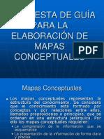 Propuesta Guía de Mapas Conceptuales