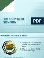 FCAT Study Guide Chemistry '10
