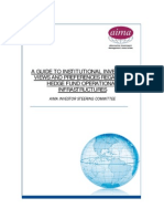Aima Isc Guide to Institutional Investors Views and Preferences Regarding Hedge Fund Operational Infrastructures May 2011 58561