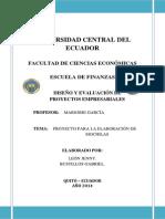Informe de Proyectonb