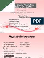 Caso Clinico 1 RPM