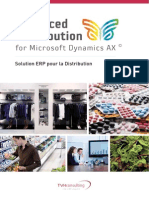 Brochure FR ADAX Advanced Distribution for Dynamics AX Light