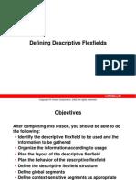 Desc flex field overview