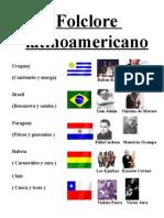 49167840 Folclore Latinoamericano